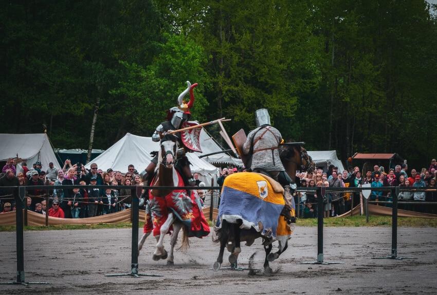 Festivals médiévaux