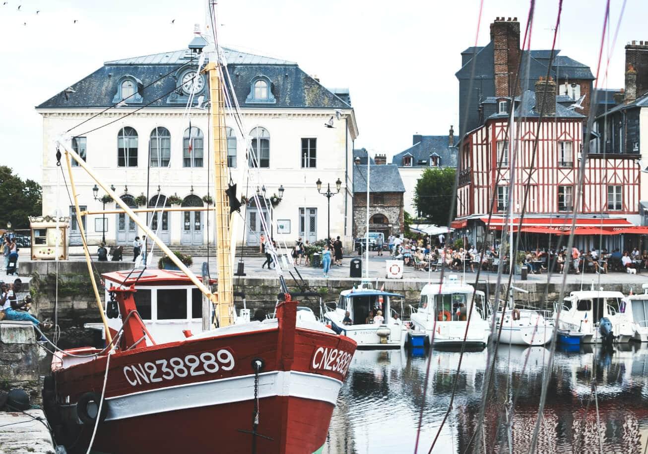 Lieux de visite Normandie - Honfleur