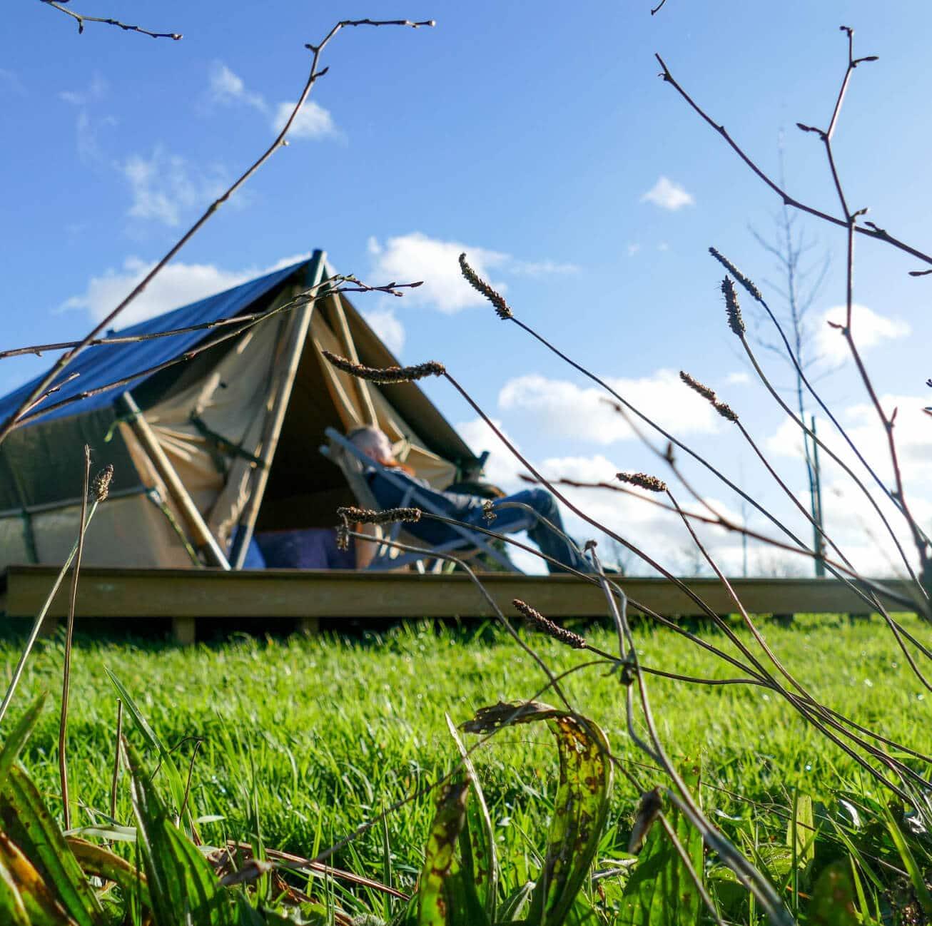 Location tente canadienne